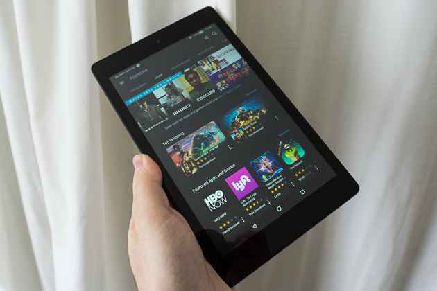 The best cheap tablet: Amazon Fire HD 8