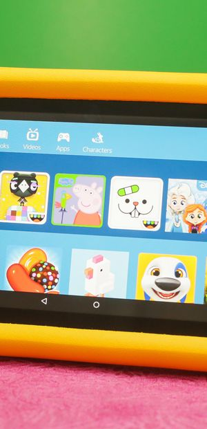 A tablet kids will outgrow quickly