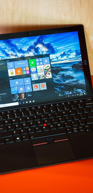 A Windows tablet that tops the Surface's keyboard game