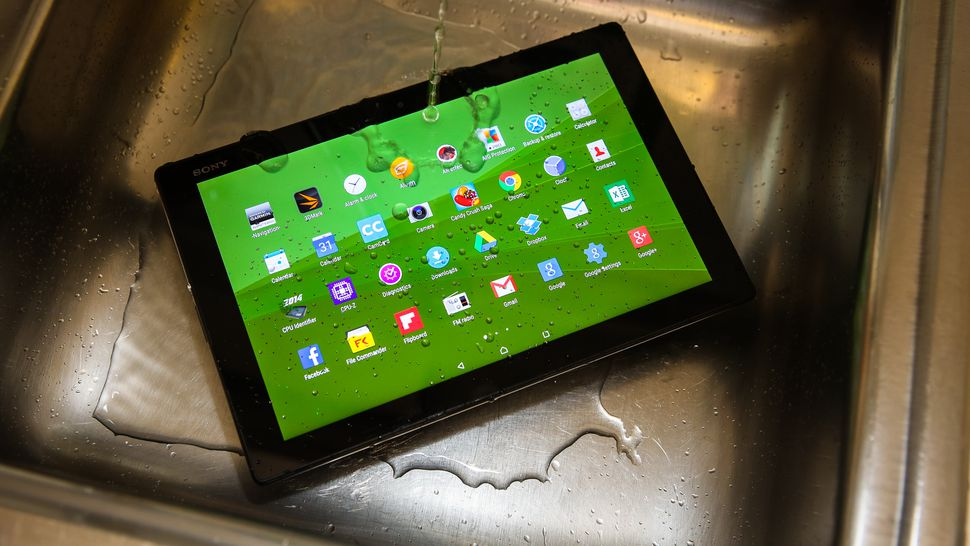 Sony Xperia Z4 tablet review: The best tablet you've never