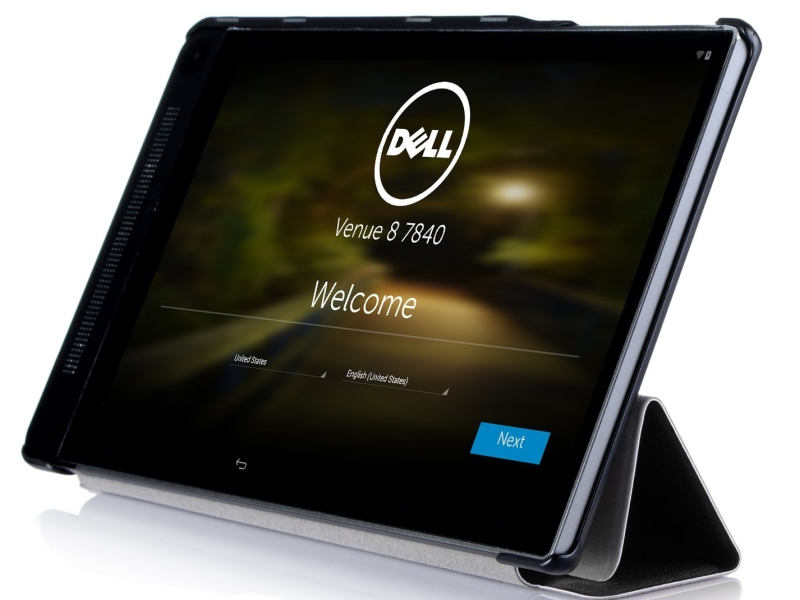 Dell tends to stop selling Android devices to focus on Windows