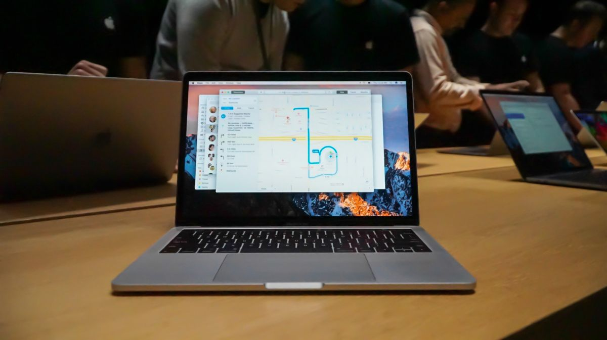 Hands on: MacBook Pro review