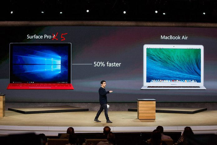 Microsoft Surface Pro 5 releasing in Q1 of 2017
