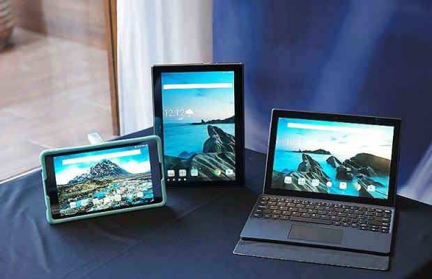 Lenovo's Tab 4 Quartet: A Tablet for Every Member of the Family