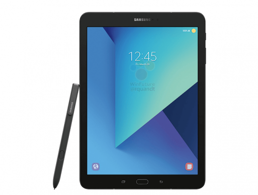 Here's Your First Glimpse of the Galaxy Tab S3